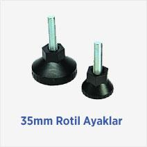 35mm Rotil Ayaklar