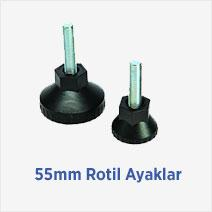 55mm Rotil Ayaklar