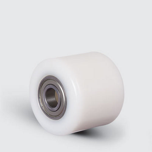 ZBZ82x70x20 Poliamid Transpalet Tekerleği, Bilya Rulmanlı, Çap:82, Genişlik:70