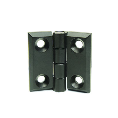 EMES - Burçlu Siyah Metal Menteşe, 60x60, ZMB6060