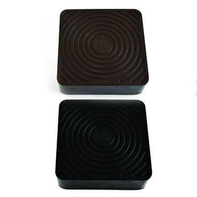 - KTS150 20 Kauçuk Taban Siyah 150mmx150mm Kalınlık:20mm