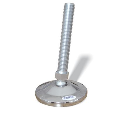 EMES - MAM602015 Mafsallı Metal Ayak Çap:60 M20x150mm Civatalı